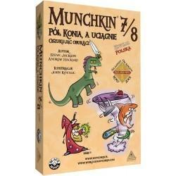 Munchkin 7/8 - Pół Konia, a...