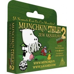 Munchkin Cthulhu 2 - Zew...