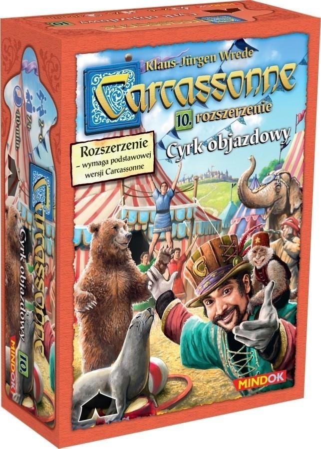 Carcassonne 10. Cyrk Objazdowy (druga edycja)