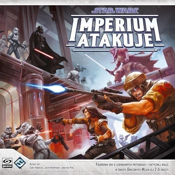 Star Wars Imperium Atakuje