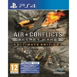 Air Conflicts Secret Wars...