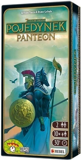 7 Cudów Świata Pojedynek - Panteon