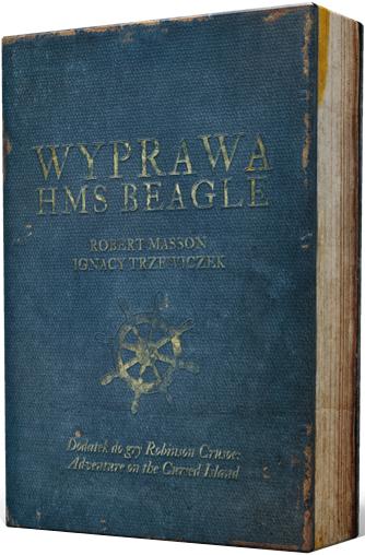 Robinson Crusoe Wyprawa H.M.S. Beagle