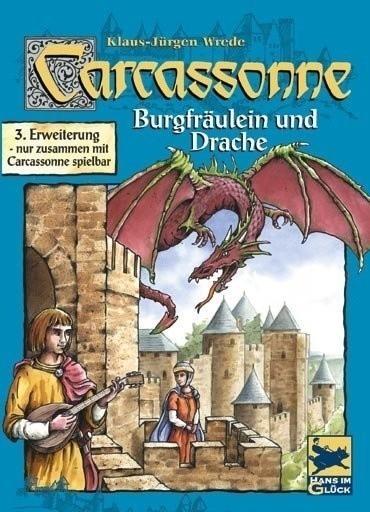 Carcassonne 3. Księżniczka i Smok