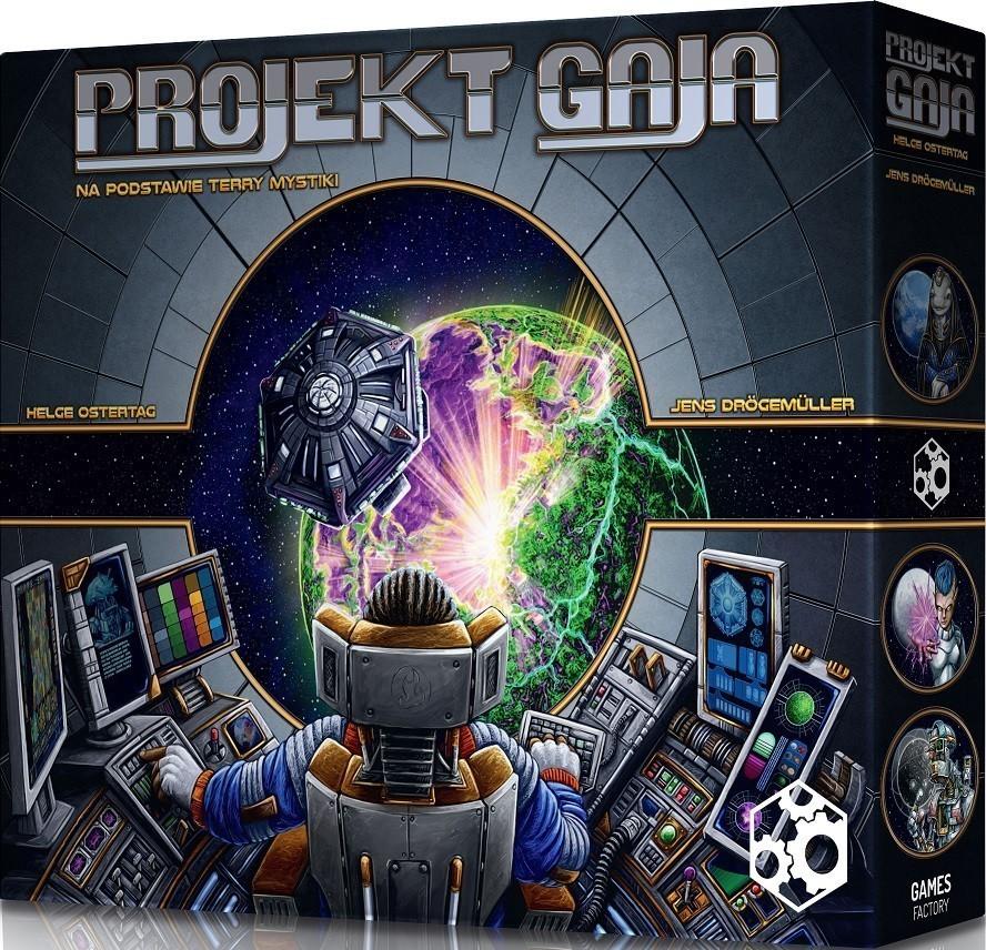 Projekt Gaja (przedsprzedaż)