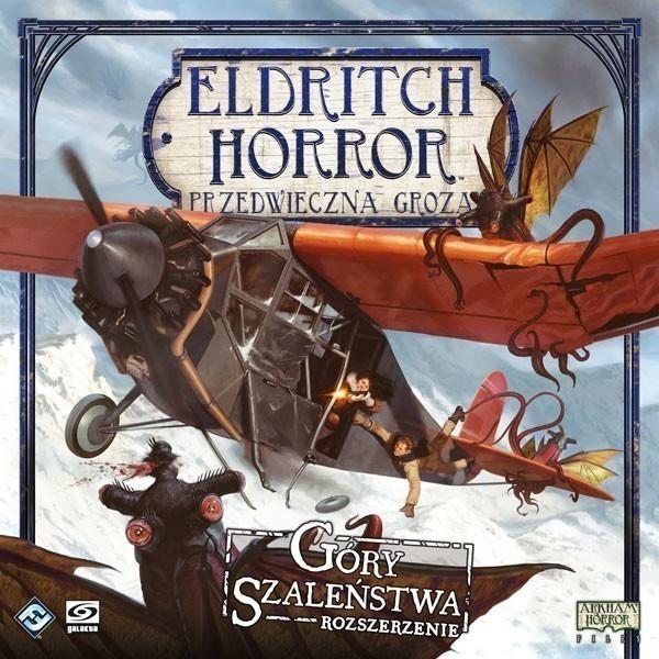 Eldritch Horror Góry Szaleństwa