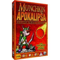 Munchkin Apokalipsa Edycja...