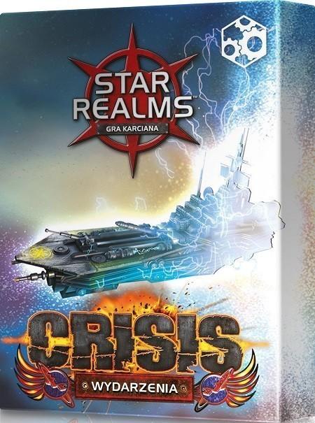 Star Realms Crisis - Wydarzenia (przedsprzedaż)