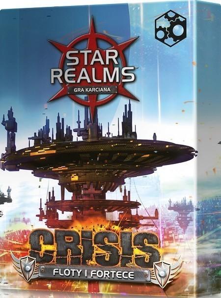 Star Realms Crisis - Floty i Fortece (przedsprzedaż)