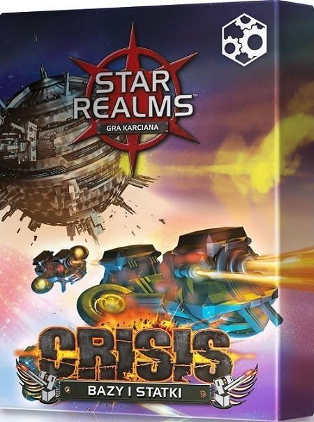 Star Realms Crisis - Bazy i Statki (przedsprzedaż)