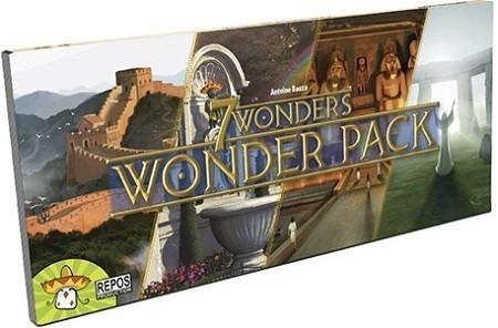 7 Cudów Świata Wonder Pack