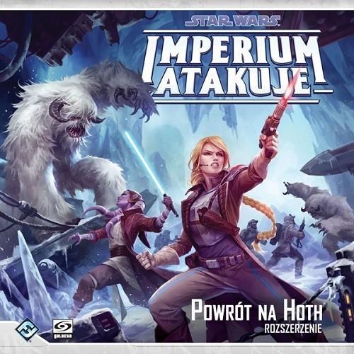 Imperium Atakuje Powrót Na Hoth
