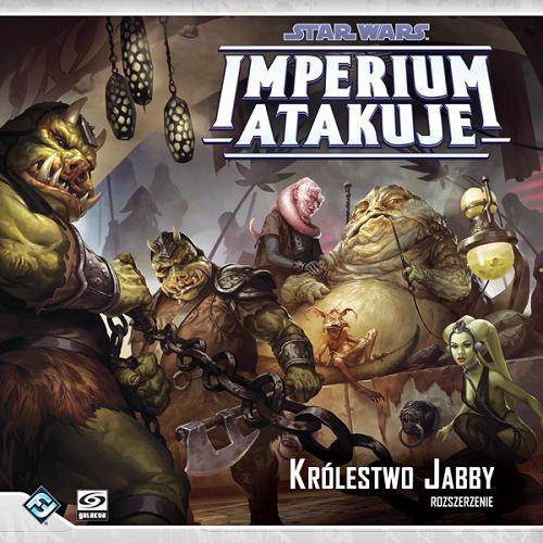 Imperium Atakuje Królestwo Jabby
