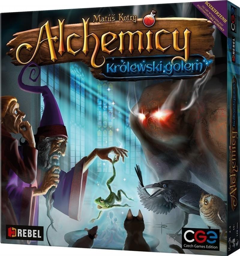 Alchemicy Królewski Golem