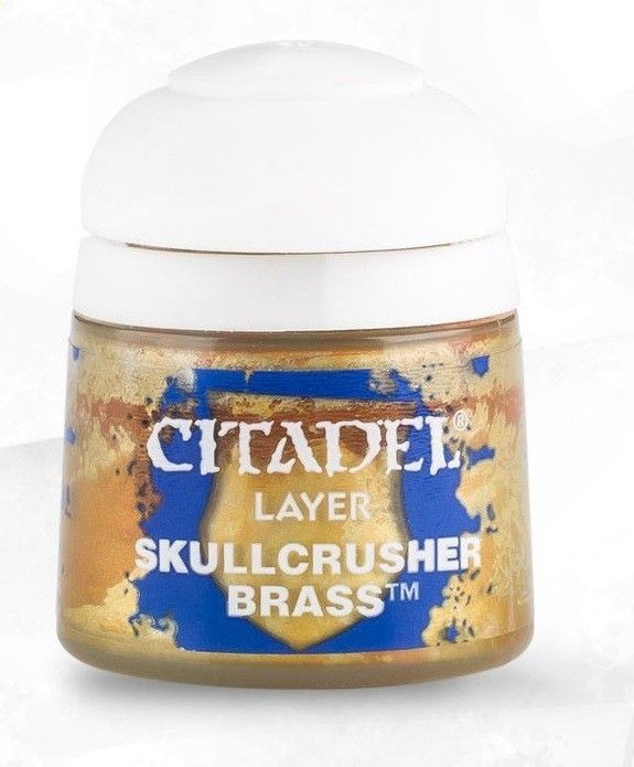 Citadel Layer Skullcrusher Brass