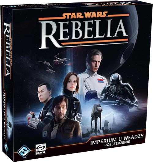 Star Wars Rebelia - Imperium u Władzy