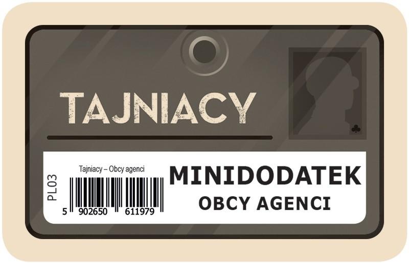 Tajniacy - Obcy agenci