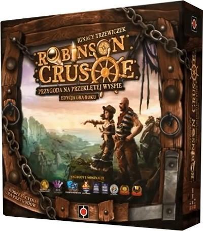 Robinson Crusoe Przygoda Na Przeklętej Wyspie (uszkodzone opakowanie)