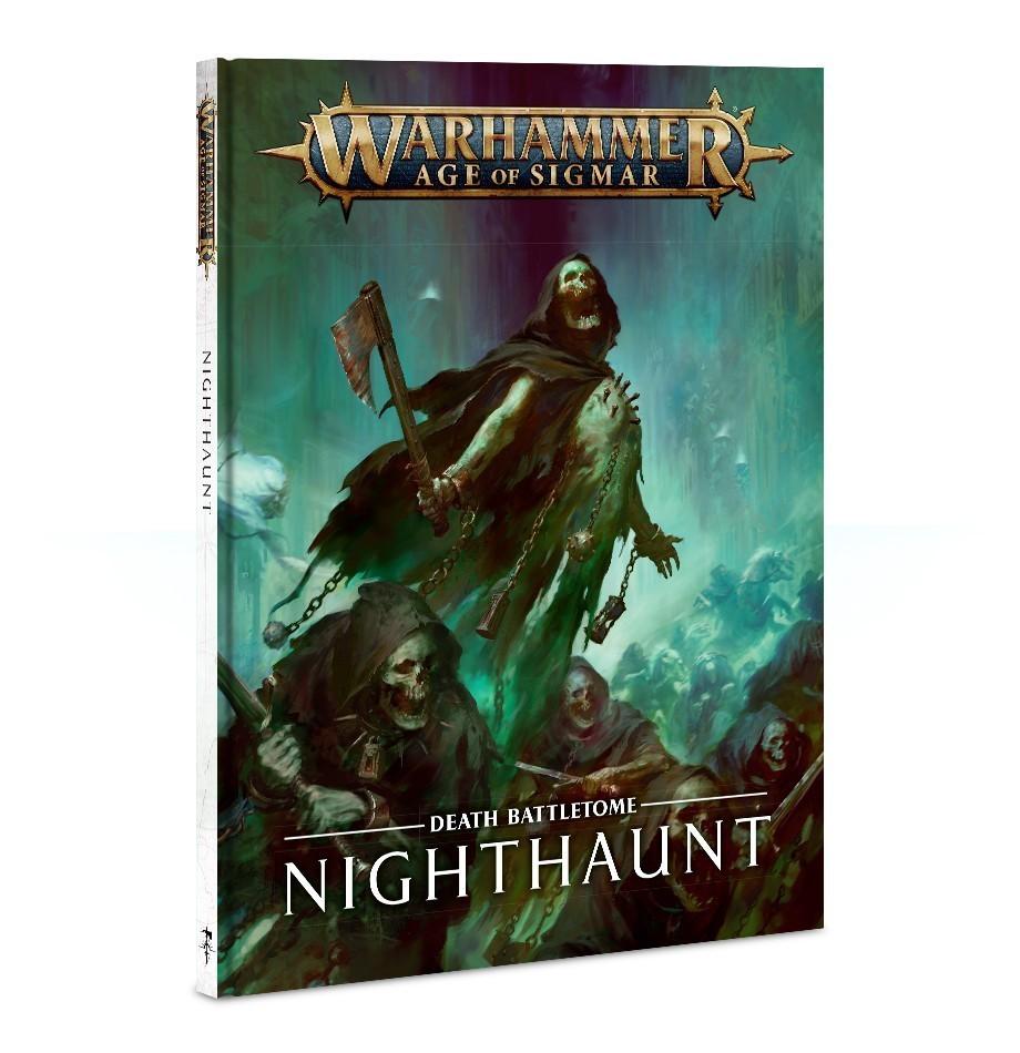 Age Of Sigmar Battletome: Nighthaunt