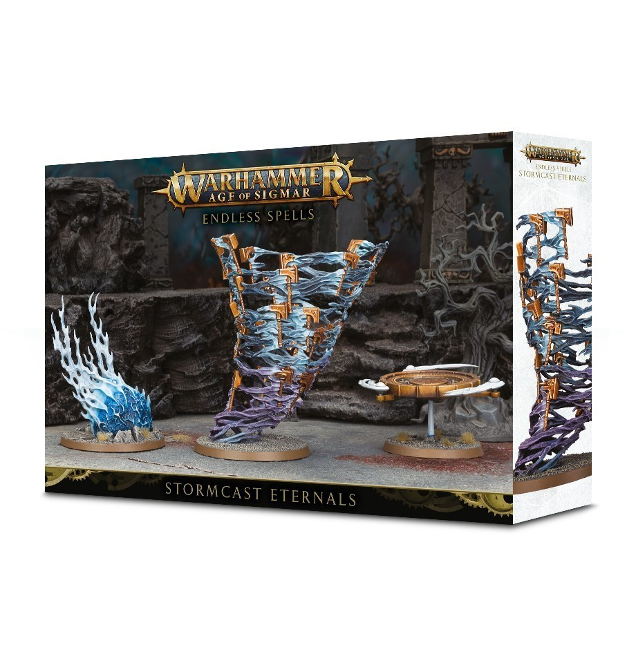 Age Of Sigmar Endless Spells: Stormcast Eternals