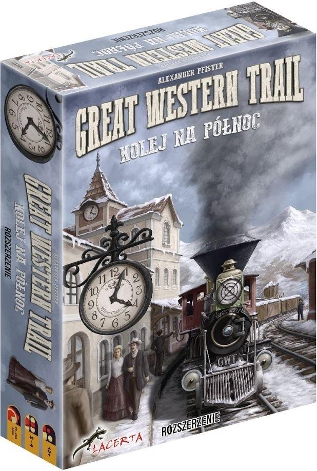Great Western Trail: Kolej na Północ (przedsprzedaż)