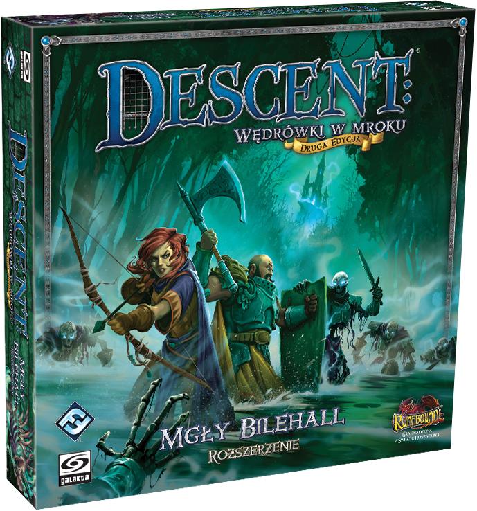 Descent - Mgły Bilehall (przedsprzedaż)