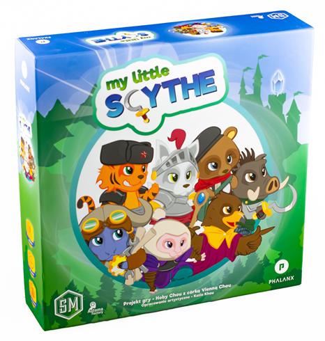 My Little Scythe (przedsprzedaż)