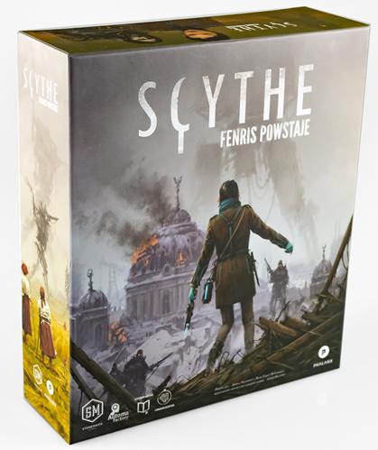 Scythe Fenris Powstaje (przedsprzedaż)