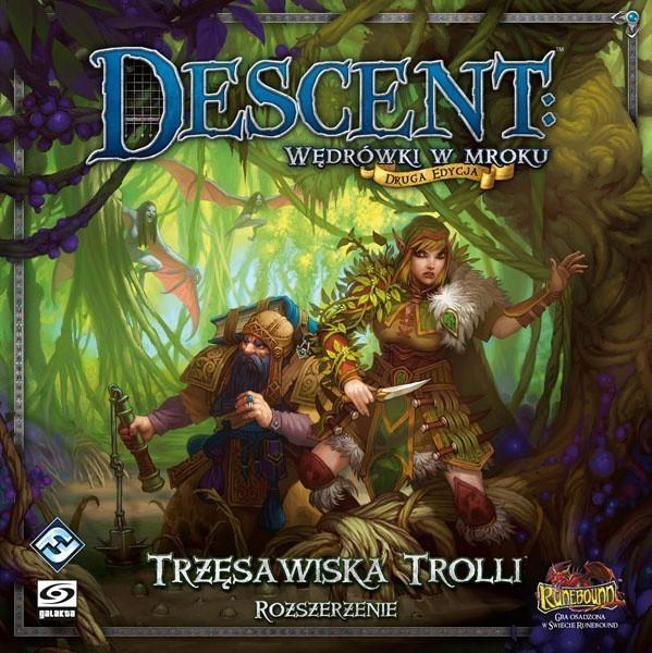 Descent - Trzęsawiska Trolii