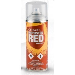 Citadel Spray Mephiston Red