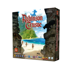 Robinson Crusoe Przygoda Na...