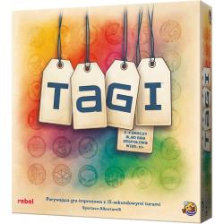 Tagi (przedsprzedaż)
