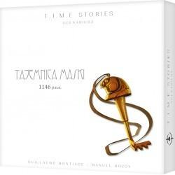 T.I.M.E Stories: Tajemnica...