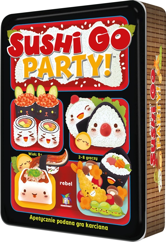 Sushi Go Party! (przedsprzedaż)