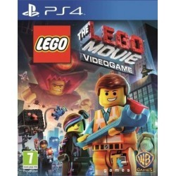 LEGO Przygoda Movie PS4