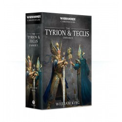 The Tyrion and Teclis Omnibus