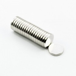 Magnes Neodymowy 10 x 1,5