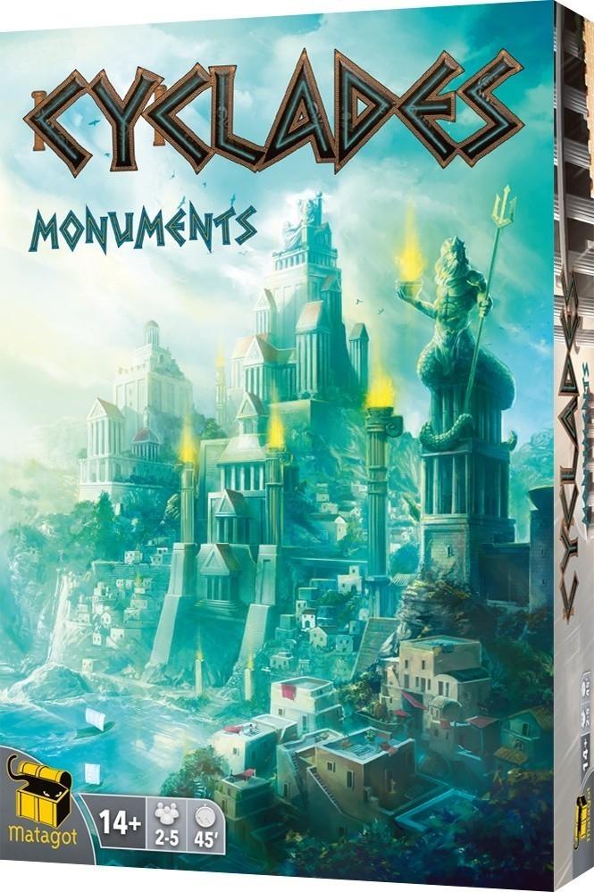 Cyklady: Monumenty (promocja)