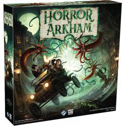 Horror w Arkham 3 edycja +...