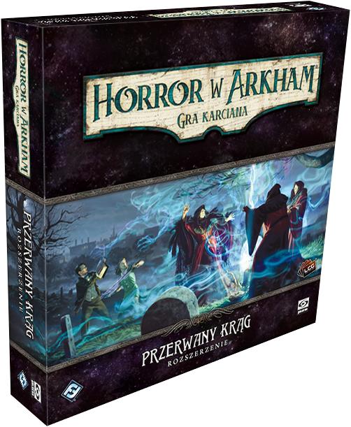 Horror w Arkham LCG - Przerwany Krąg
