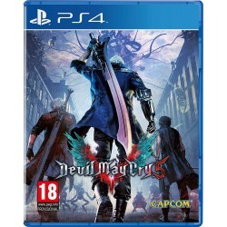 Devil May Cry 5 PS4...