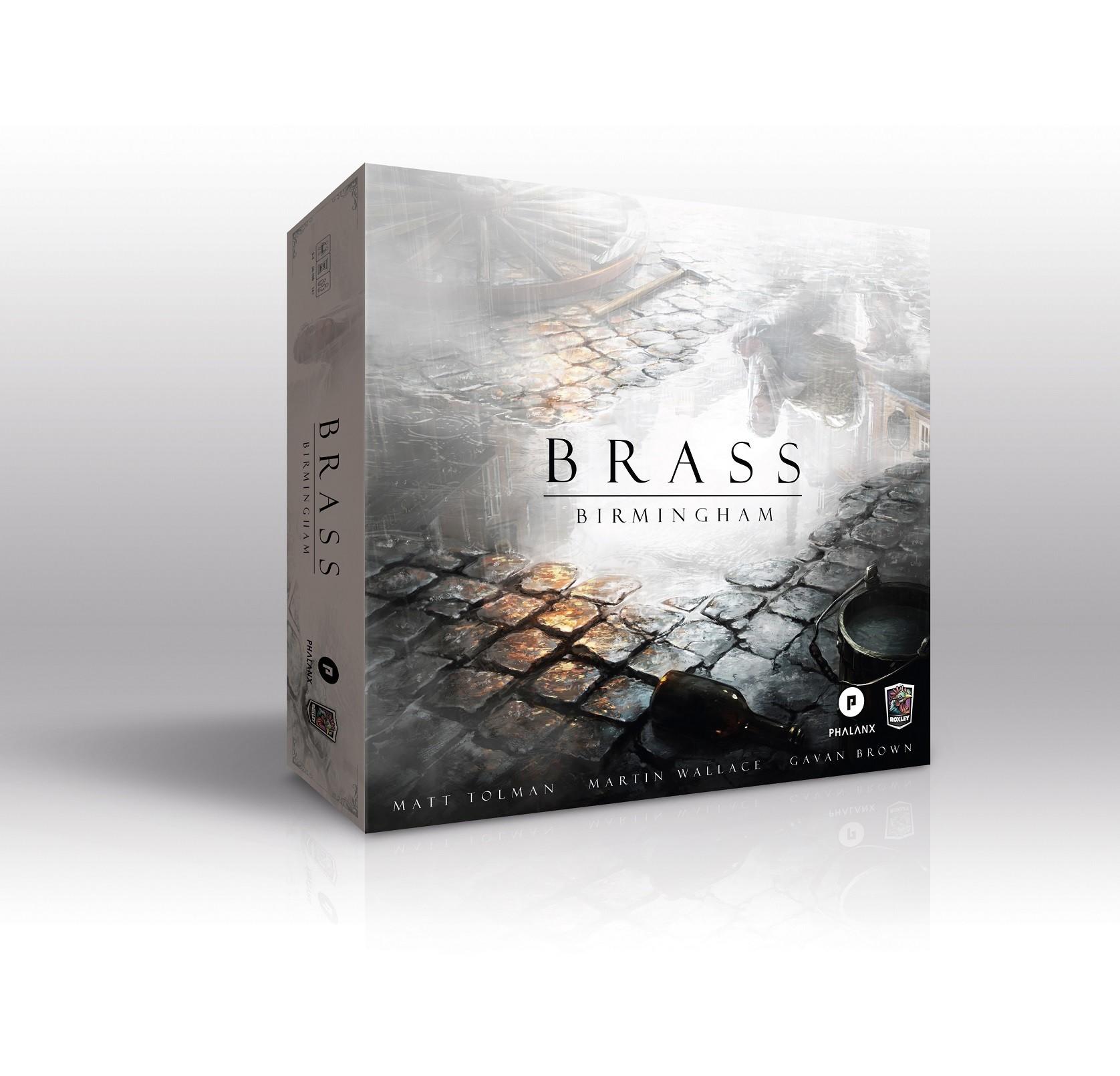Brass: Birmingham (przedsprzedaż)