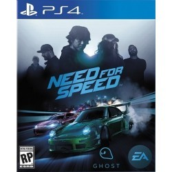 Need For Speed PL PS4 używana