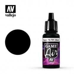 Vallejo Game Air 72.751 Black