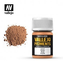 Vallejo Pigments 73.117 Rust