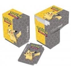 Ultra-Pro Deck-Box - Pikachu