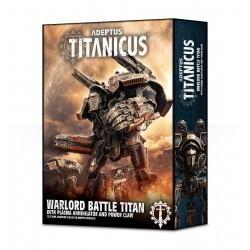 Adeptus Titanicus Warlord...