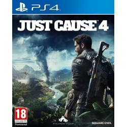 Just Cause 4 PS4 używana