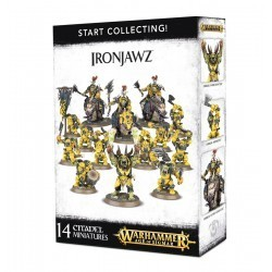 Start Collecting! Ironjawz