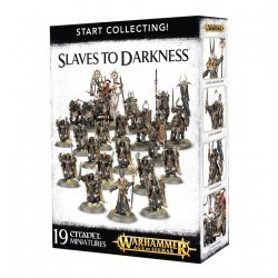 Start Collecting! Slaves to...
